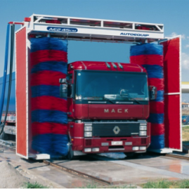 Truck wash equipments