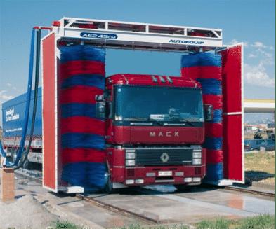 Umývacie Truck zariadení